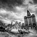 Sand Sculpture - Pier Head, Liverpool 2010
