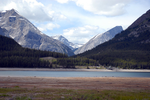 Family Camping in Kananaskis