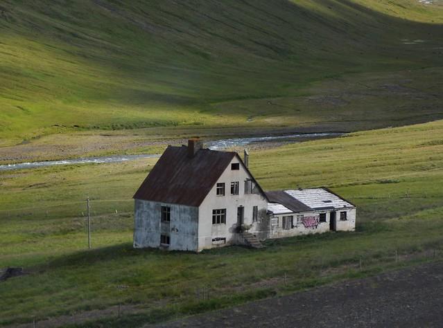 Abandoned Iceland house - 2010 - Bakkasel