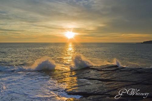 canada home sunrise newfoundland rocky shores flatrock eastcoasttrail mygearandmepremium
