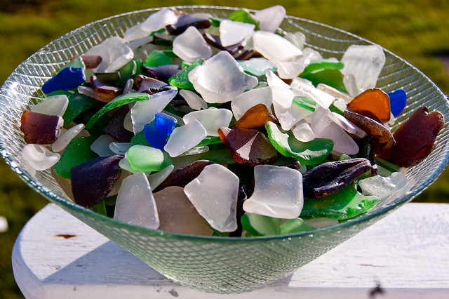 512:1000 Our sea glass collection