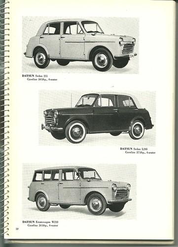 nissan motor cars