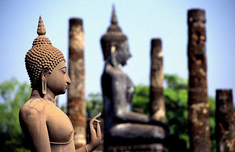 Thailand - Wat Mahathat