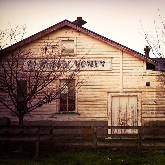 Building / Vintage / Farm