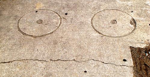 worried sidewalk