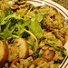 Small photo of Risotto with Rapini and Bellas in Truffle Oil