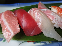 sashimi, fish, sushi, meat, food, dish, cuisine,