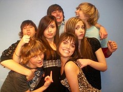 Demi Lovato  Cody Linley on Seth Ginsberg  Demi Lovato  Logan Henderson And Cody Linley