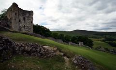 Peveril Castle Keep 2