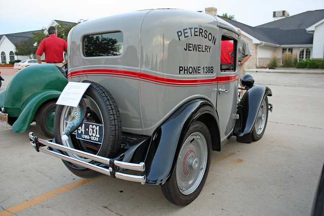1930 american austin 3 window business coupe 3 of 4 for 1930 pontiac 3 window coupe