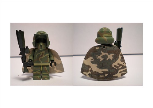 Scout Trooper Helmet Camo