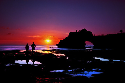 Tanah Lot, Bali - After Hour