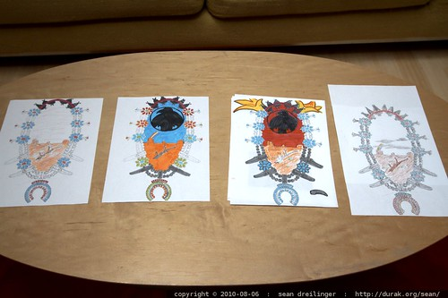 tattoo color samples
