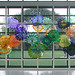 Dale Chihuly-End of the Day Persian Window 1