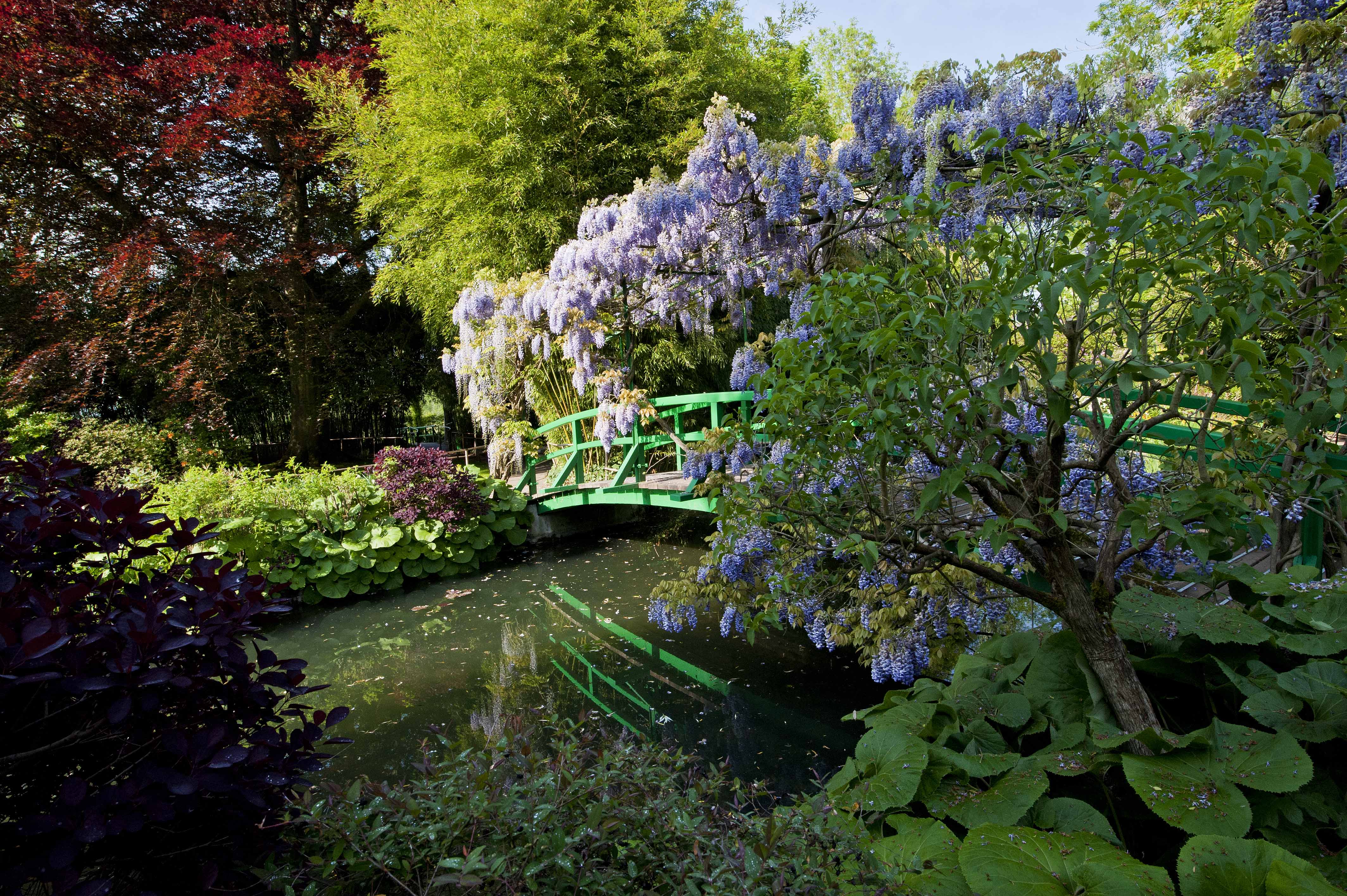 Monet 39 s garden in giverny france the pond i this is t flickr photo sharing for Monet s garden france