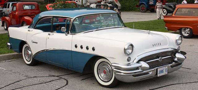 1955 buick century 4 door hardtop flickr photo sharing for 1955 buick century 2 door hardtop
