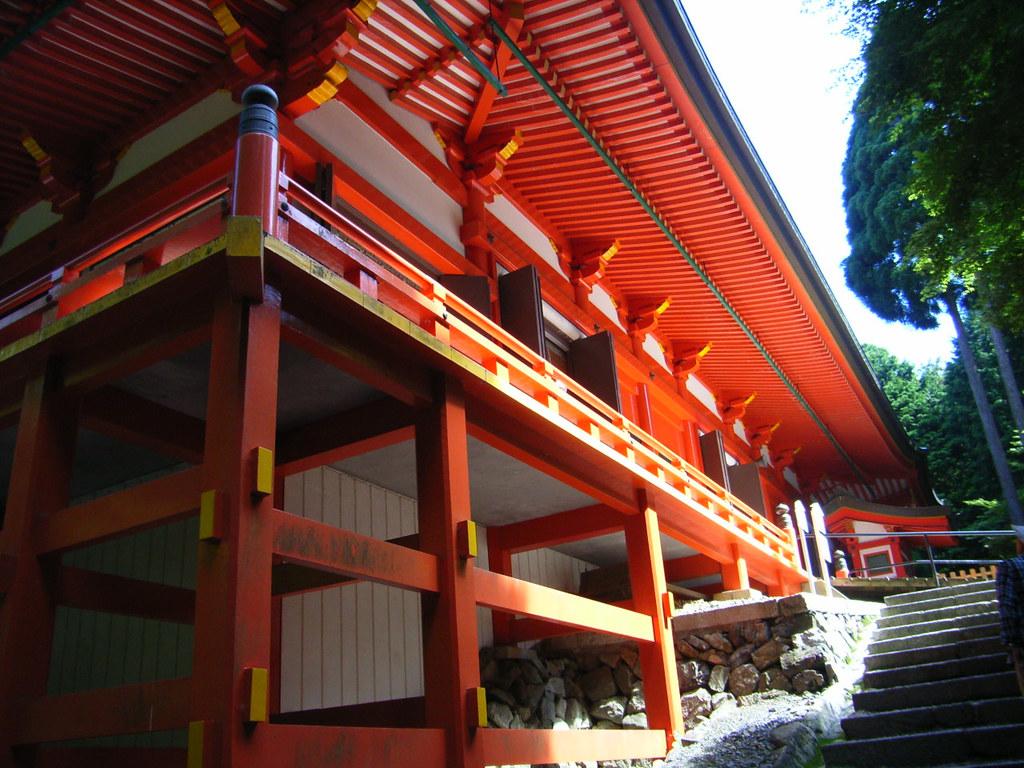 比叡山延暦寺 - Enryaku-ji // 2010.08.07 - 142