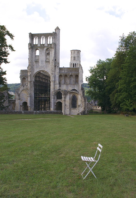 Abbey of Jumieges, Normandy