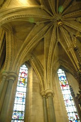The Baptistry Vaulting