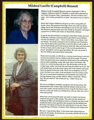 Mildred Lucille Campbell Bennett