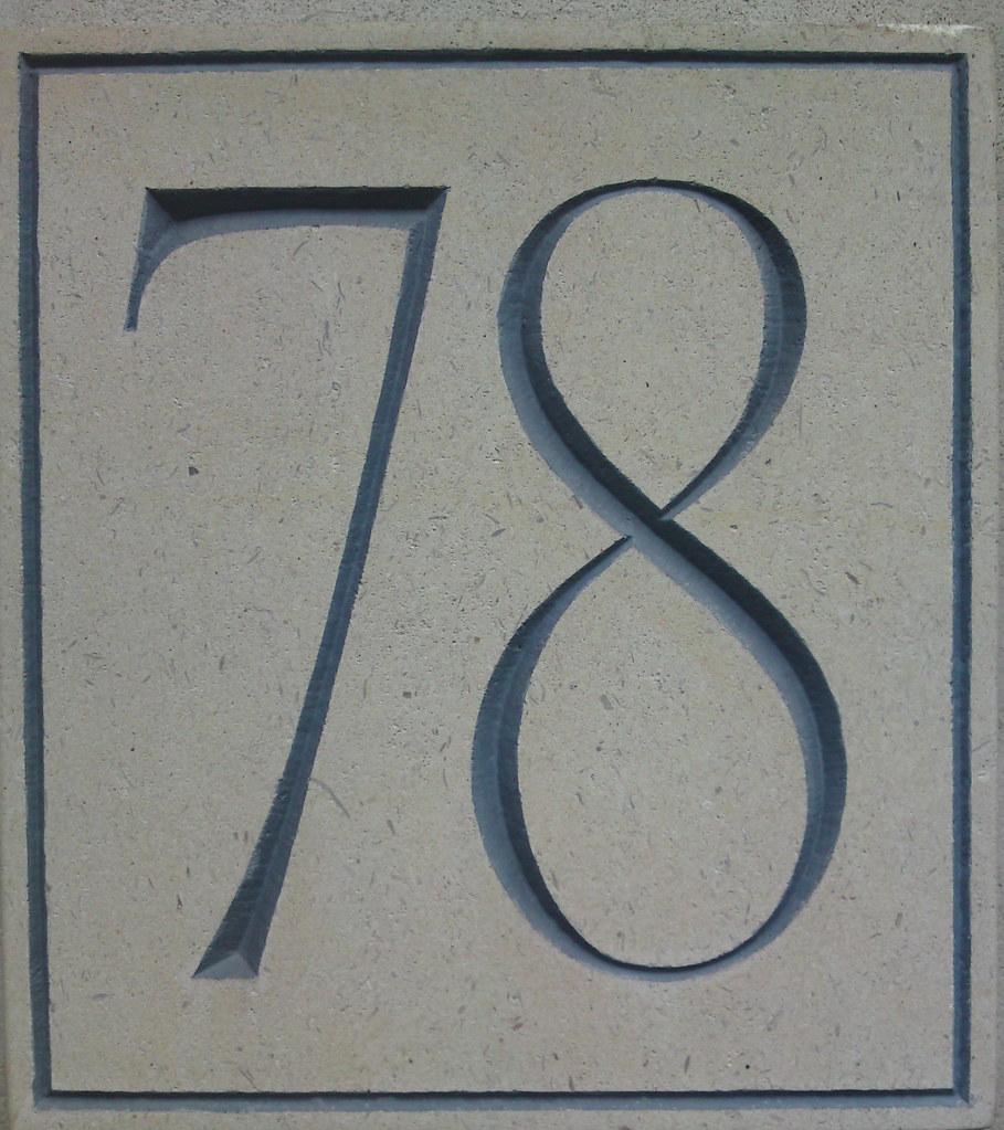 Number - 78