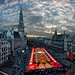 Brussels, Biggest carpet of flowers in the world, , Belgium