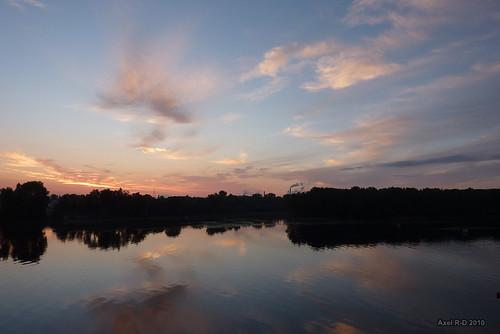 canada sunrise river rivière québec qc leverdesoleil troisrivières stmaurice saintmaurice
