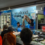 Seafood and Oyster Spot, Queen Victoria Market