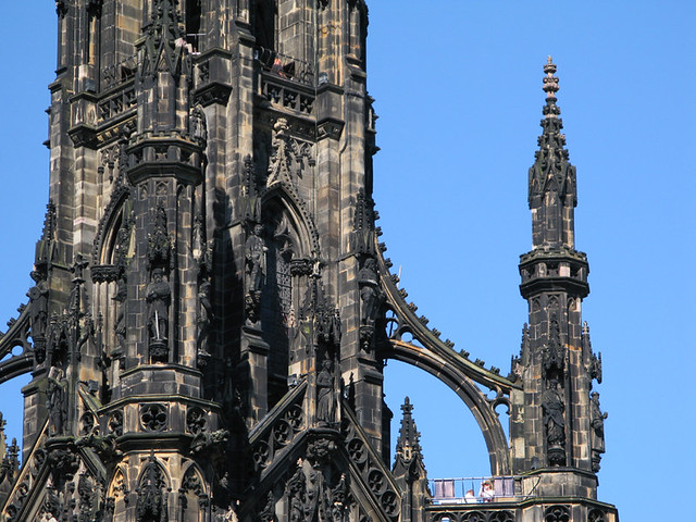 The Scott Monument, Edinburgh | Emma Lamb
