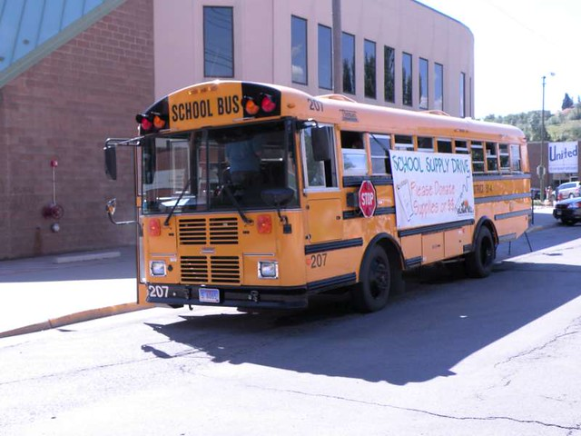 School Supplies Drive The Black Hills Federal Credit Union Flickr Photo Sharing
