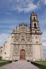 Church of San Francisco Javier in Tepotzotlán