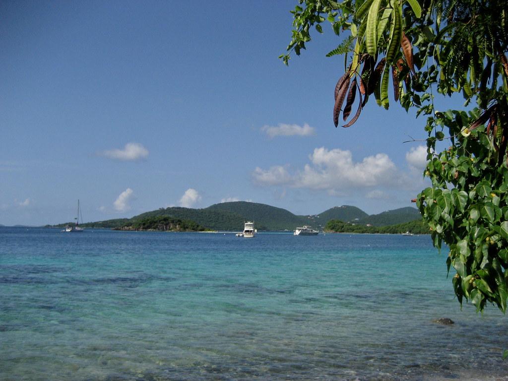 Hoteles en isla virgen de St johns