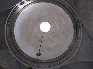 Iglesia de San Benito - Cúpula
