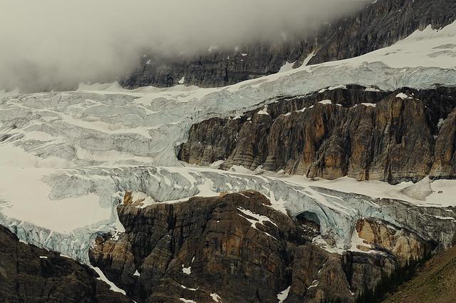 Crowfoot Glacier, Banff Alberta