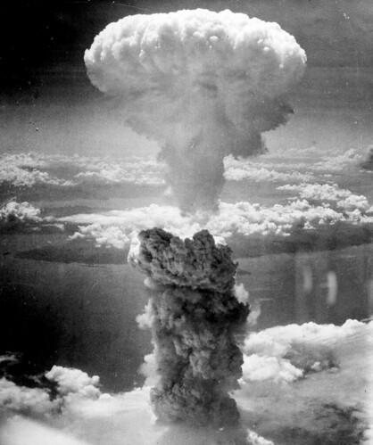 Nagasaki Bomb photo