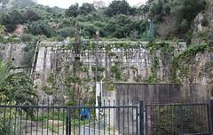 Hesse's Demi Bastion, Landport Gate, Gibraltar