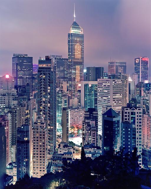 Hong Kong #99 -drumscan