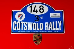 Cotswold Rally 2001