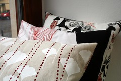 pattern, textile, linens, room,