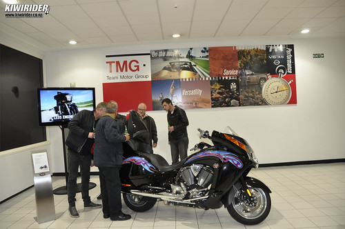 TMG Victory Motorcycles Launch 06