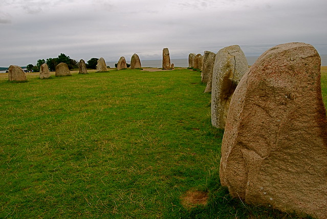 Header of Ale's Stones