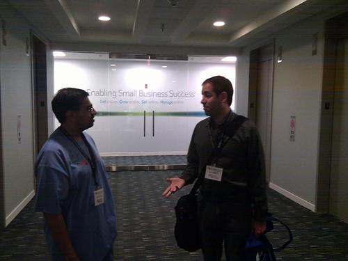 corridor conversations #pcampdc
