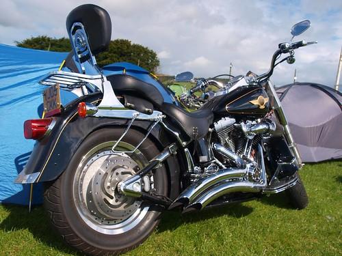Harley Davidson 1600cc Motorcycles - 2005