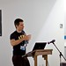 Adrien O'Leary @ wordcampmontreal by Montreal Tech Watch