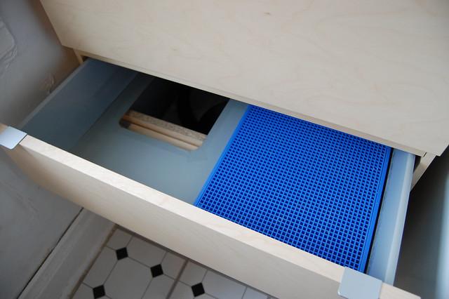 Ikea litter box cabinet flickr photo sharing for Ikea litter box