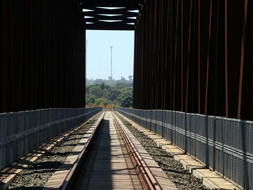 Ferrovia Norte-Sul - Túnel
