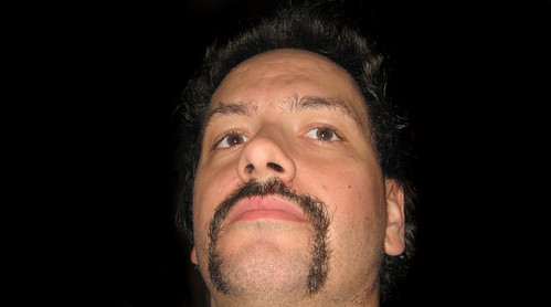 20100727 - Clint's mustache - Cyclohexane-style - IMG_1419