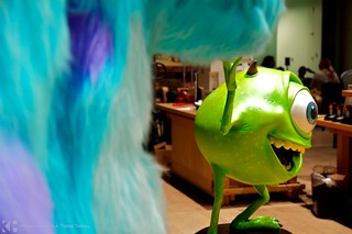 Pixarpalooza 2010.
