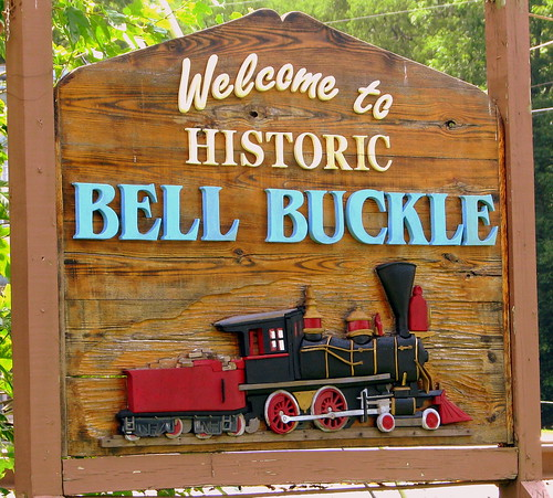Welcom to Bell Buckle