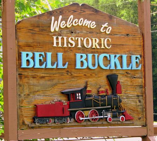 Welcom to Bell Buckle